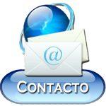 Icono de contacto con e-mail