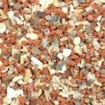Grit de minerales para la alimentacion de las aves