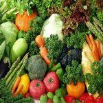 Verduras para la alimentación de las aves